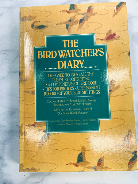 The Birdwatcher's Diary