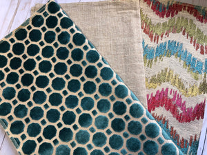Carnival Upholstery Fabric Samples