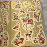 Vintage 1954 Childcraft Book Creative Play and Hobbies - LZ