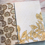 Coptic Stitch Writing Journal Set of 2 by Julie Carpenter
