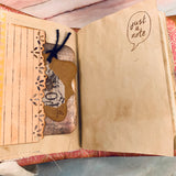 Set of 2 Vintage Journals by Diana Smith