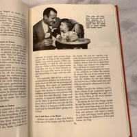 Vintage 1954 Childcraft Book Your Child in Today's World - LZ