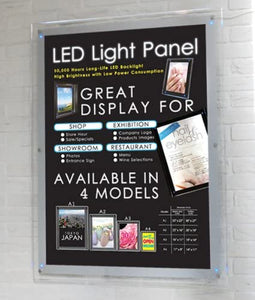 LED LIGHT PANELS A1-A4 SIZES