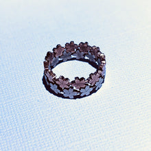 Load image into Gallery viewer, Tiny Sakuras (Number4) Ring. - Ceeb Wassermann Jewellery