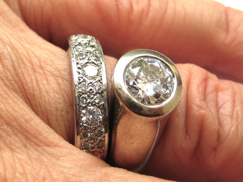 Janet's Rings - Ceeb Wassermann Jewellery