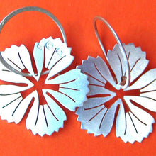 Load image into Gallery viewer, Kanehshon Sterling Silver Earrings - Ceeb Wassermann Jewellery