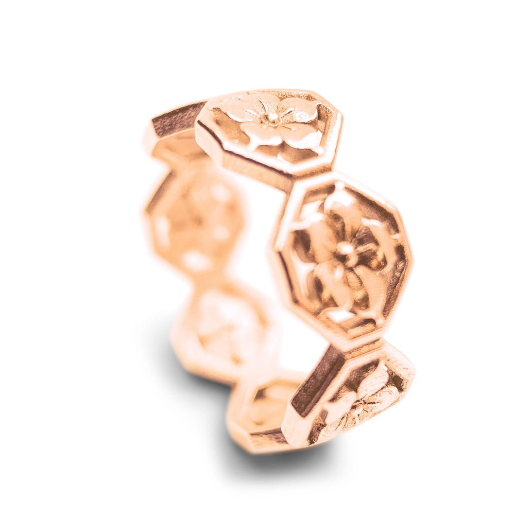 Kamon Ring - Ceeb Wassermann Jewellery