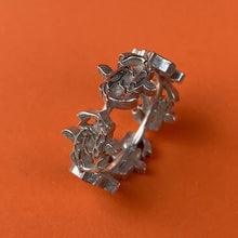 Load image into Gallery viewer, Swimming Koi Ring - Ceeb Wassermann Jewellery