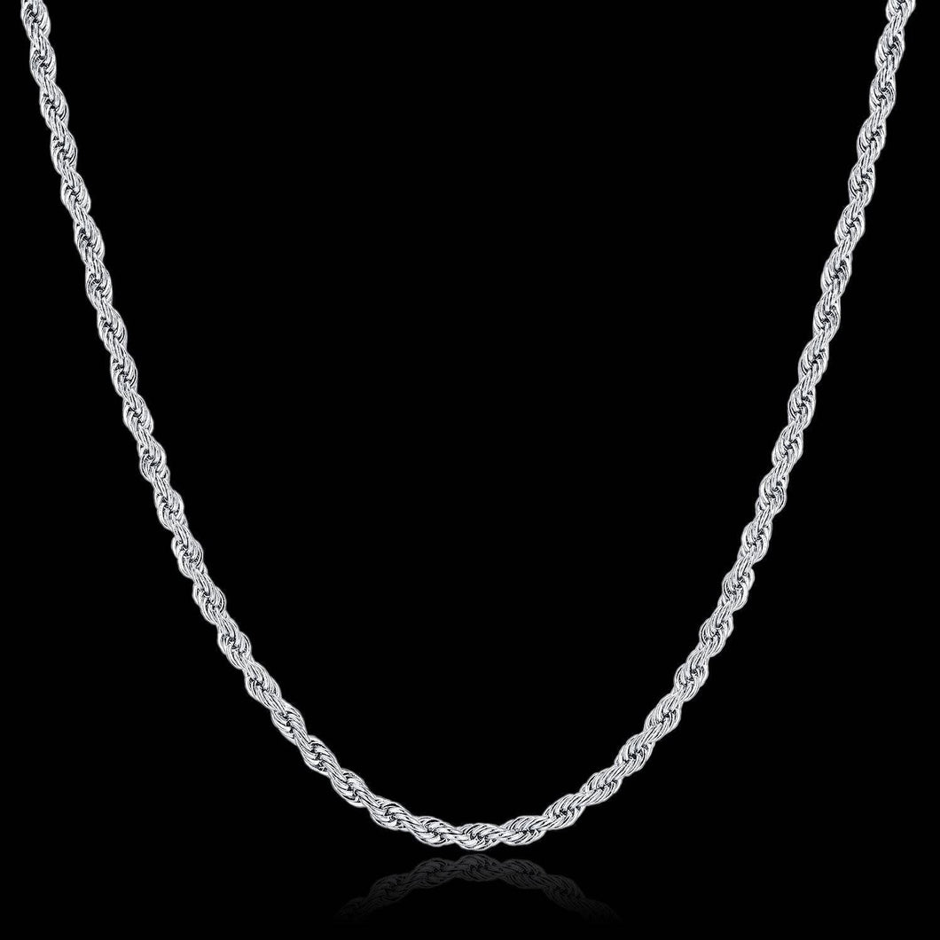 CS // 3mm Rope Necklace