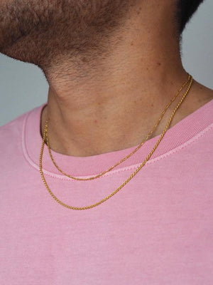 Billy Chain Gold