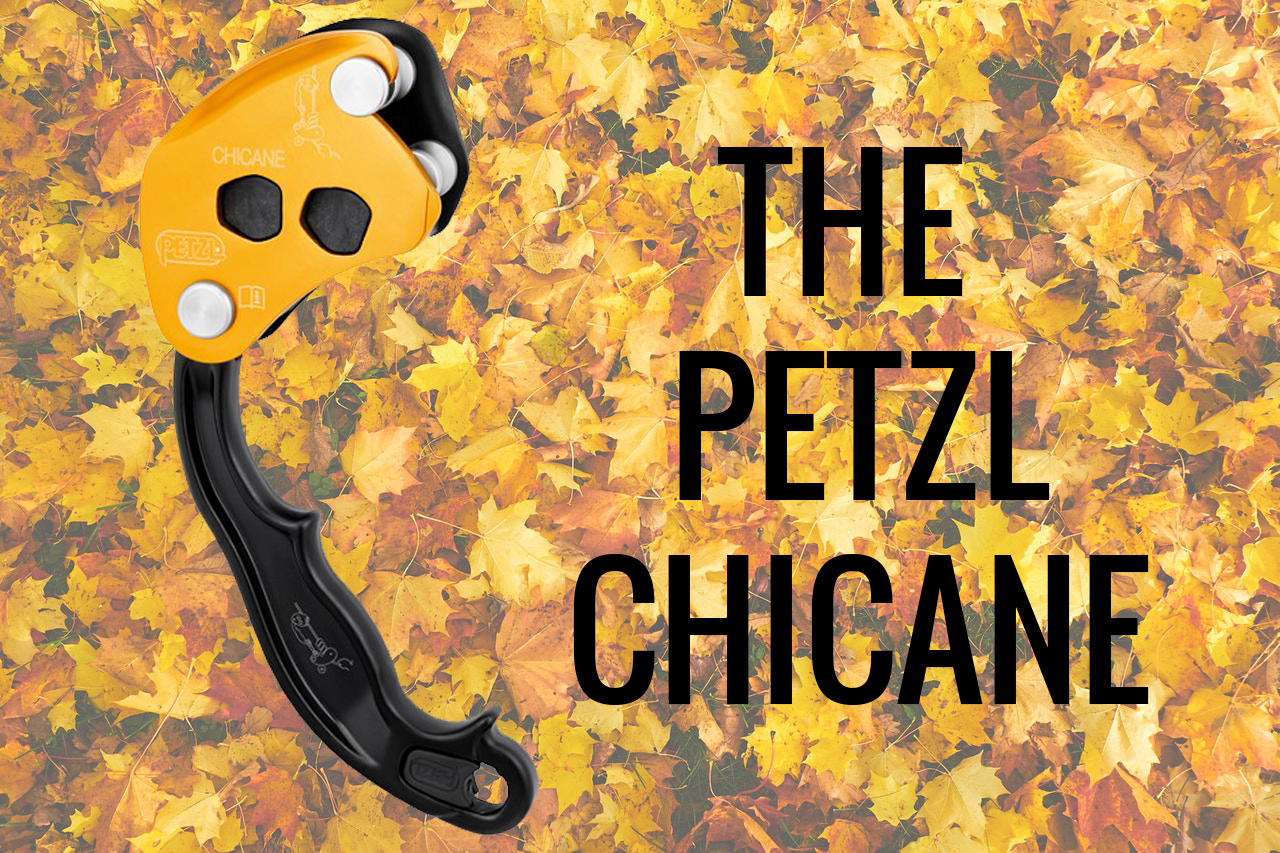 Using the Petzl Chicane in Your SRT Climbing System