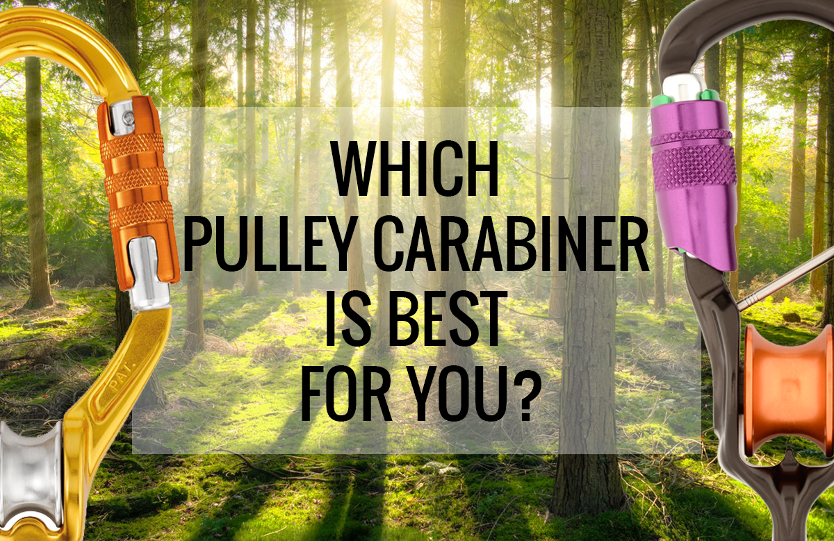 Which Pulley Carabiner is Best For You?