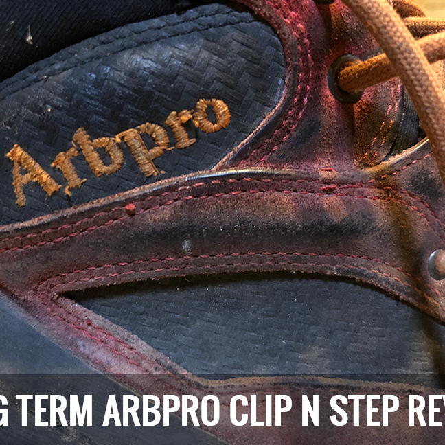 Arbpro Clip N' Step Boot Review