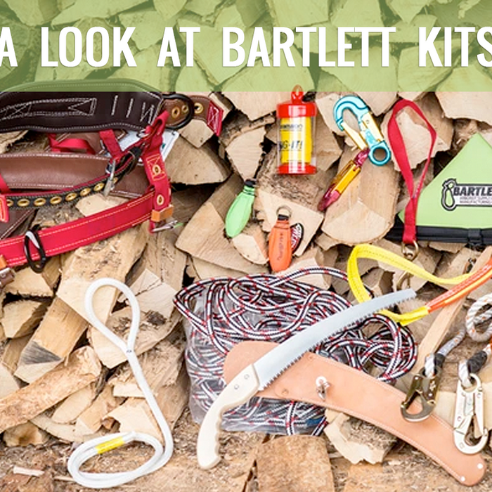 Check Out These Bartlett Tree Climbing Kits