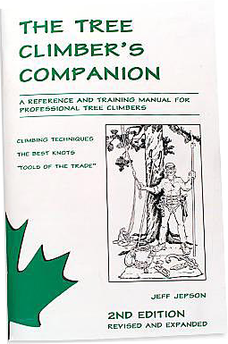 TREE CLIMBER'S COMPANION BOOK