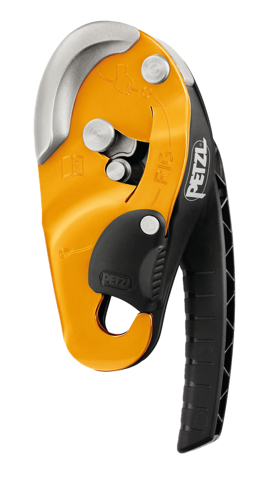PETZL RIG DESCENDER