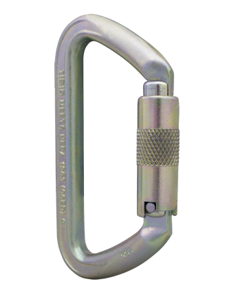 ISC IRON WIZARD SCREWGATE CARABINER
