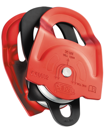 PETZL TWIN PRUSIK MINDER PULLEY