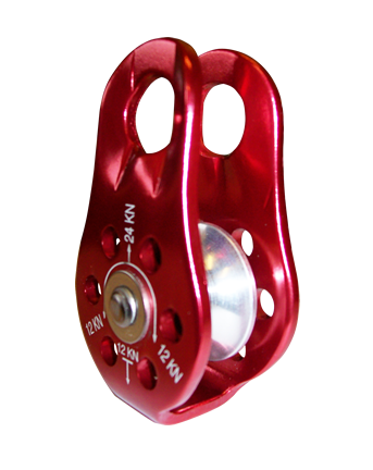 ISC FIXED CHEEK MICROPULLEY