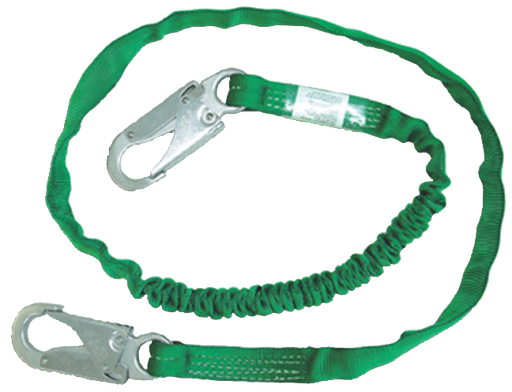 SHOCK ABSORBING 2 SNAP LANYARD