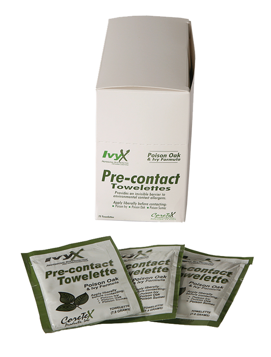 IVY X PRE-CONTACT SKIN SOLUTION