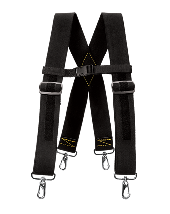 WEAVER ADJUSTABLE SUSPENDERS