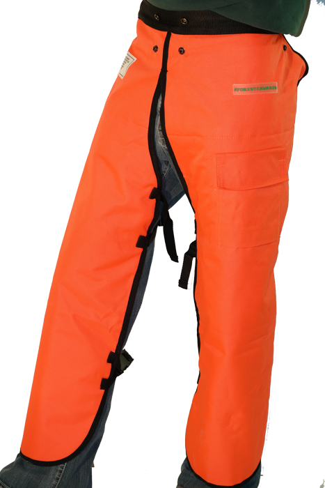 40 Inch APRON STYLE CHAINSAW CHAPS