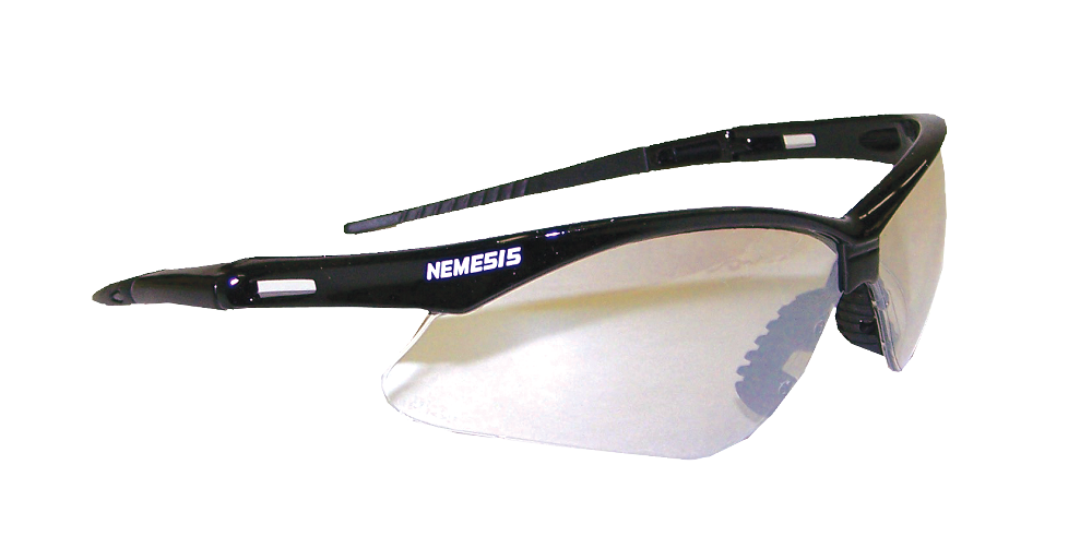 INDOOR-OUTDOOR SAFETY GLASSES