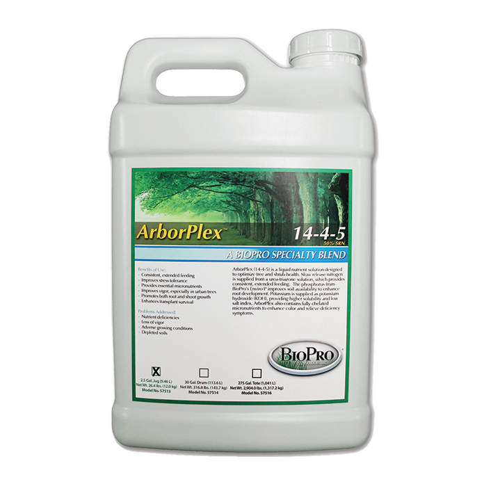 ARBORJET ARBORPLEX LIQUID NUTRIENT SOLUTION