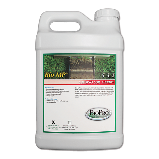 ARBORJET BIO MP FOR POOR SOIL MICROBIAL ACTIVITY