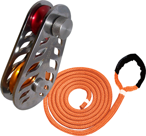 "BLOCK-SLING COMBO for 5/8"" Rope"