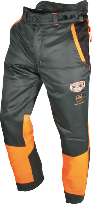 SOLIDUR AUTHENTIC CHAINSAW PANTS
