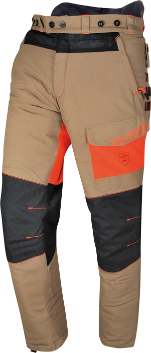 SOLIDUR SOFRESH CHAINSAW PANTS