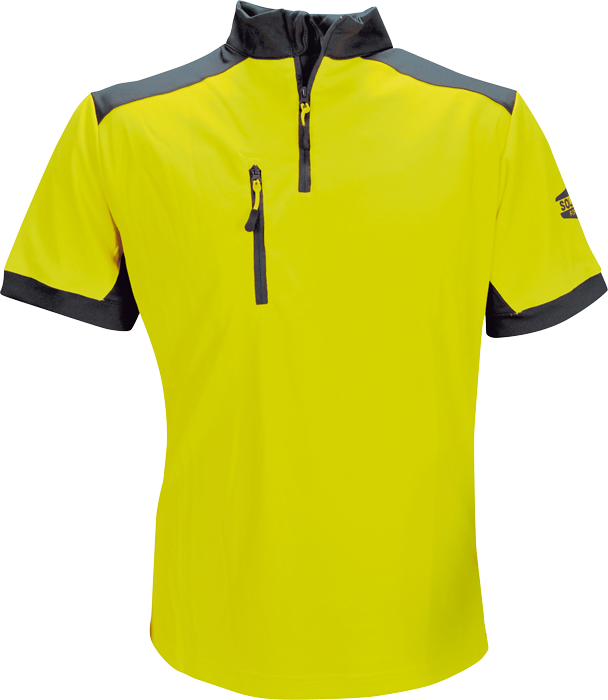 SOLIDUR COOLMAX SHORT SLEEVE SHIRT