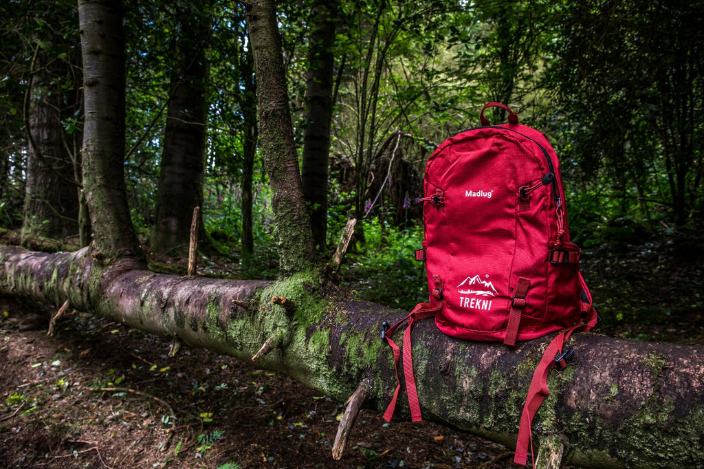 Trek NI x Madlug Outdoor Backpack
