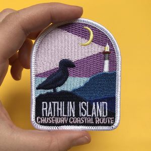 'Rathlin Island' Patch