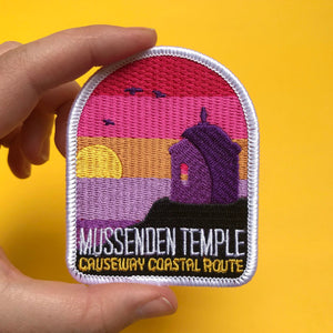 'Mussenden Temple' Patch