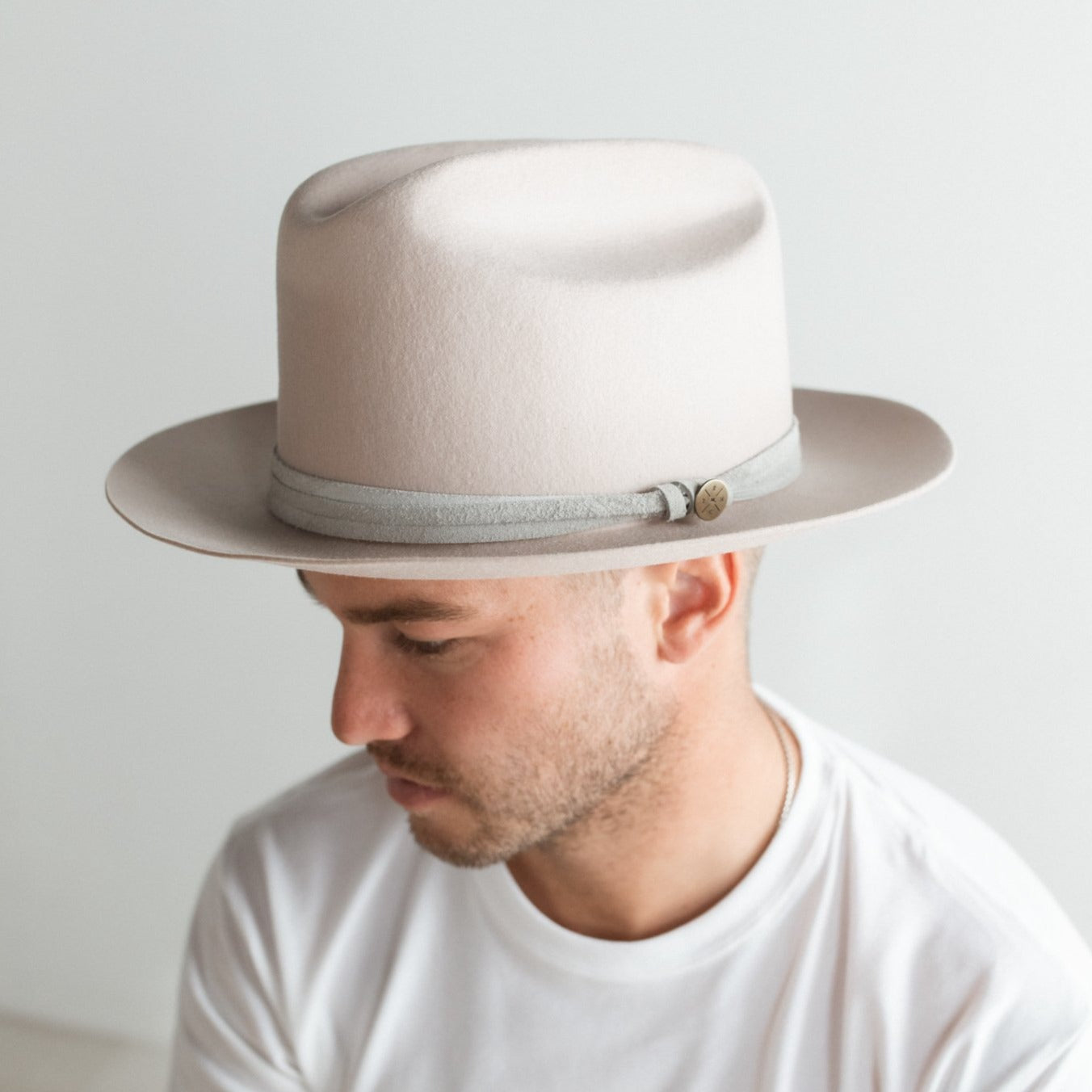 ELLISTON RANCHER HAT – IVORY