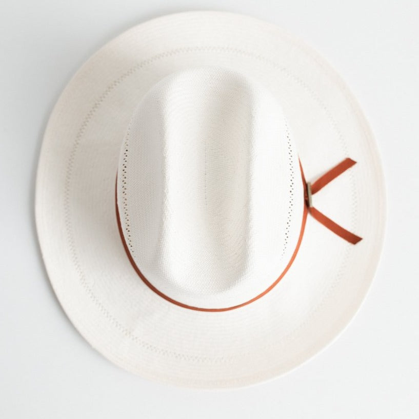 RED RIVER STRAW RANCHER HAT