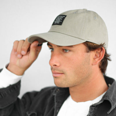 DERRY DAD CAP – OLIVE