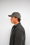 KINIKINIK DAD CAP – CHARCOAL