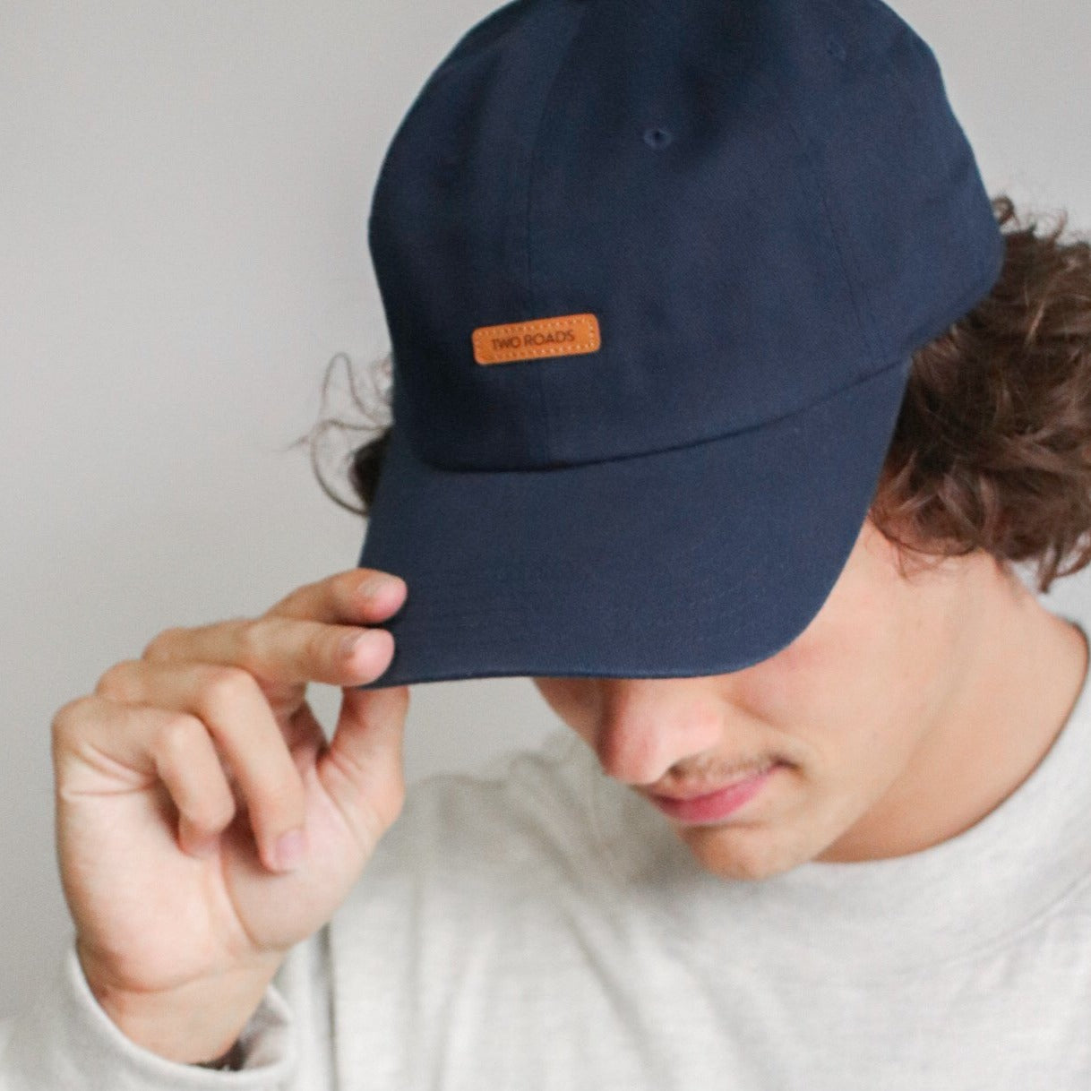 DRIGGS DAD CAP – NAVY