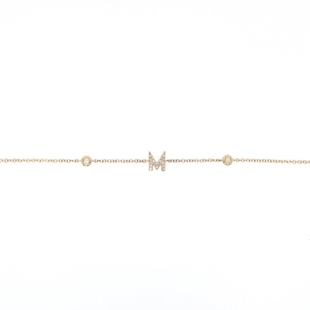 buy initial bracelet online in usa