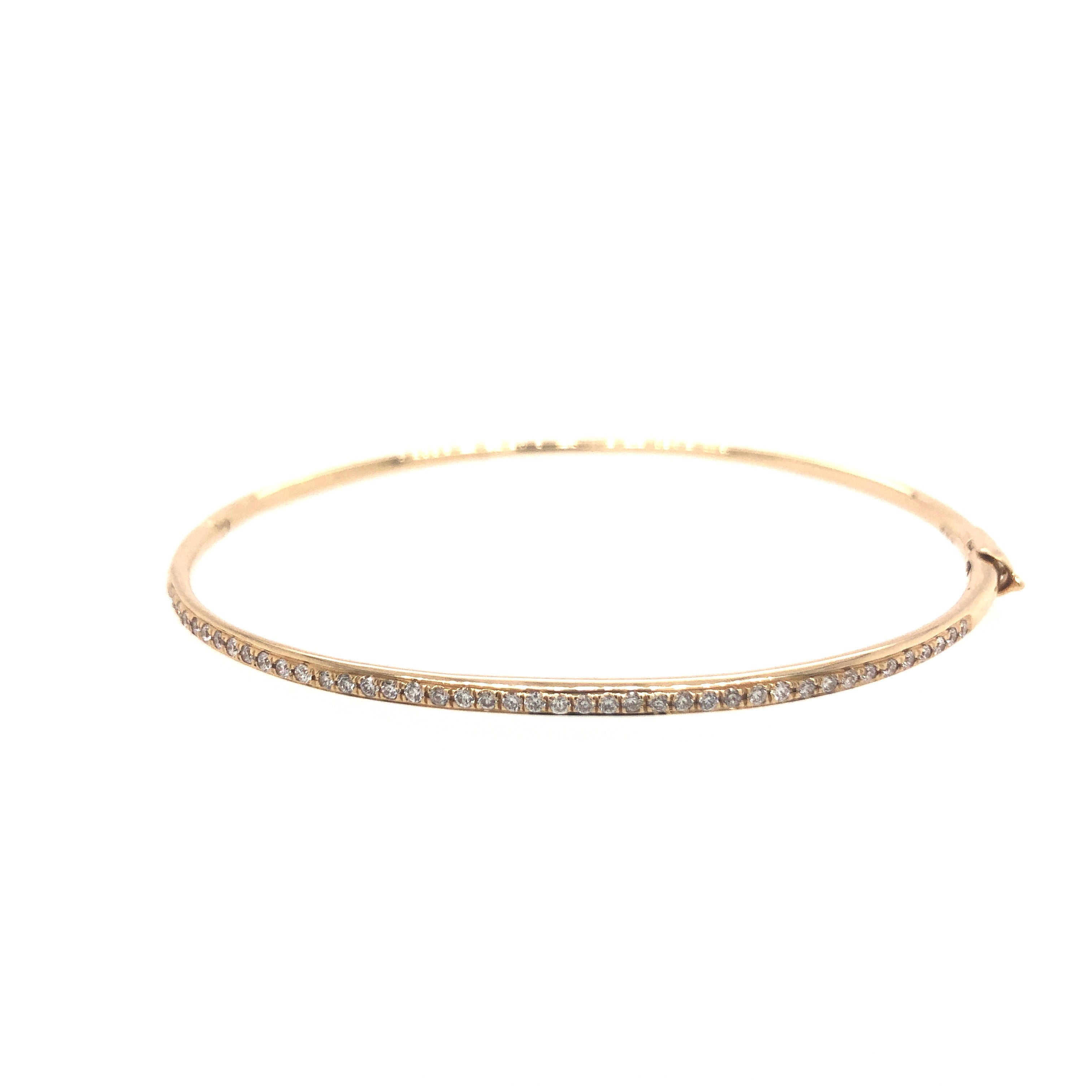 Nina Diamond Bangle
