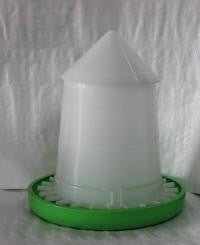 Crown Suspended 3kg Feeder with lid