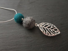 Load image into Gallery viewer, Leaf Pendant - Other Colours Available