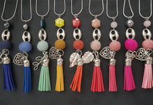 Load image into Gallery viewer, Tassel Nugget pendant - Other colours