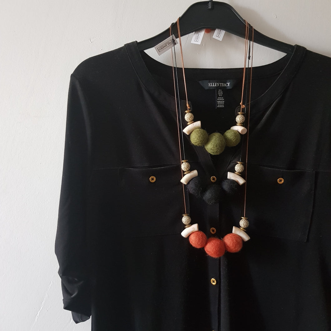 Oriental Necklace - Other Colours Available