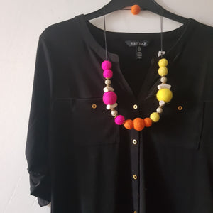 Oriental Long Necklace - Other Colours Available