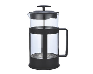French press coffee maker w/Stainless steel filter
